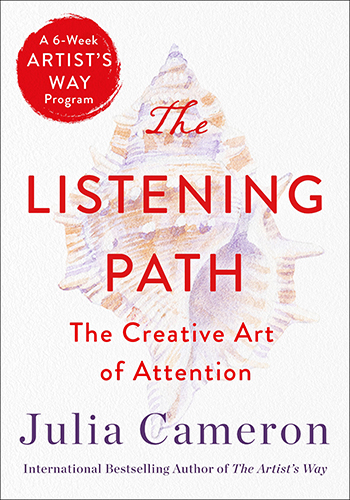 The Listening Path - Book Cover