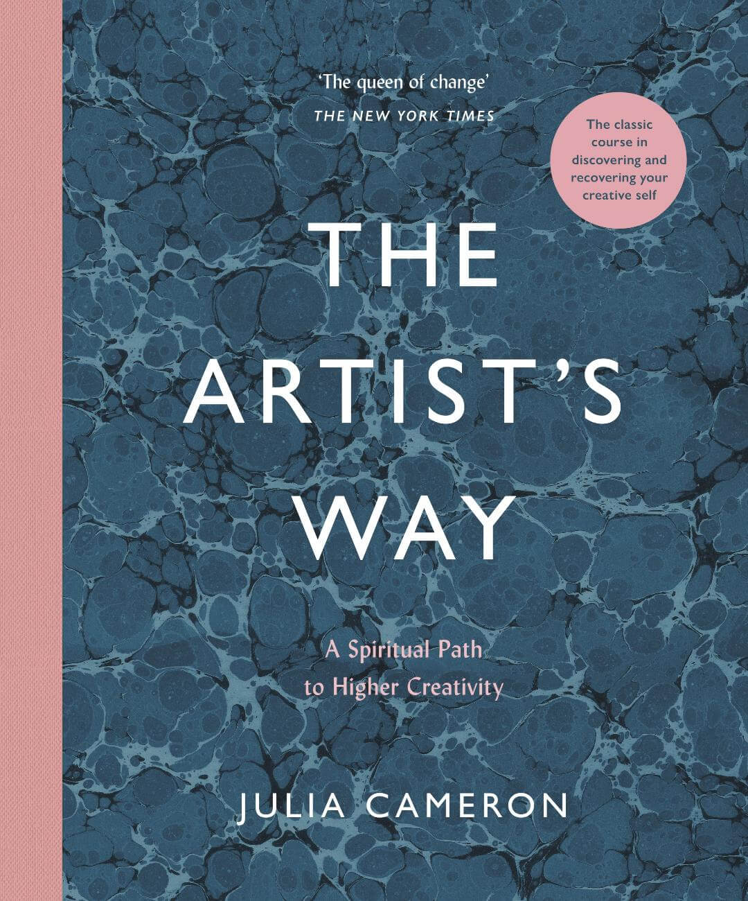 The Artist's Way - UK 2020 Book Cover